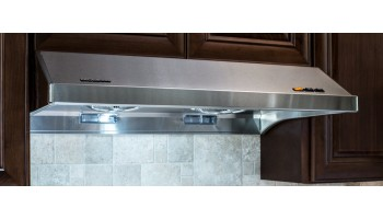 The Fifth Generation Range Hood RP Series - Top Venting
